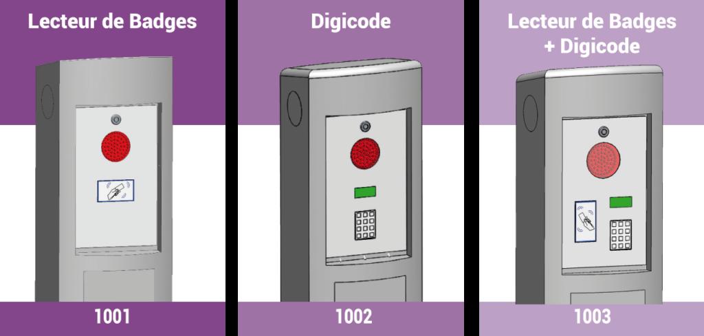 Système de paiement pour l'accès